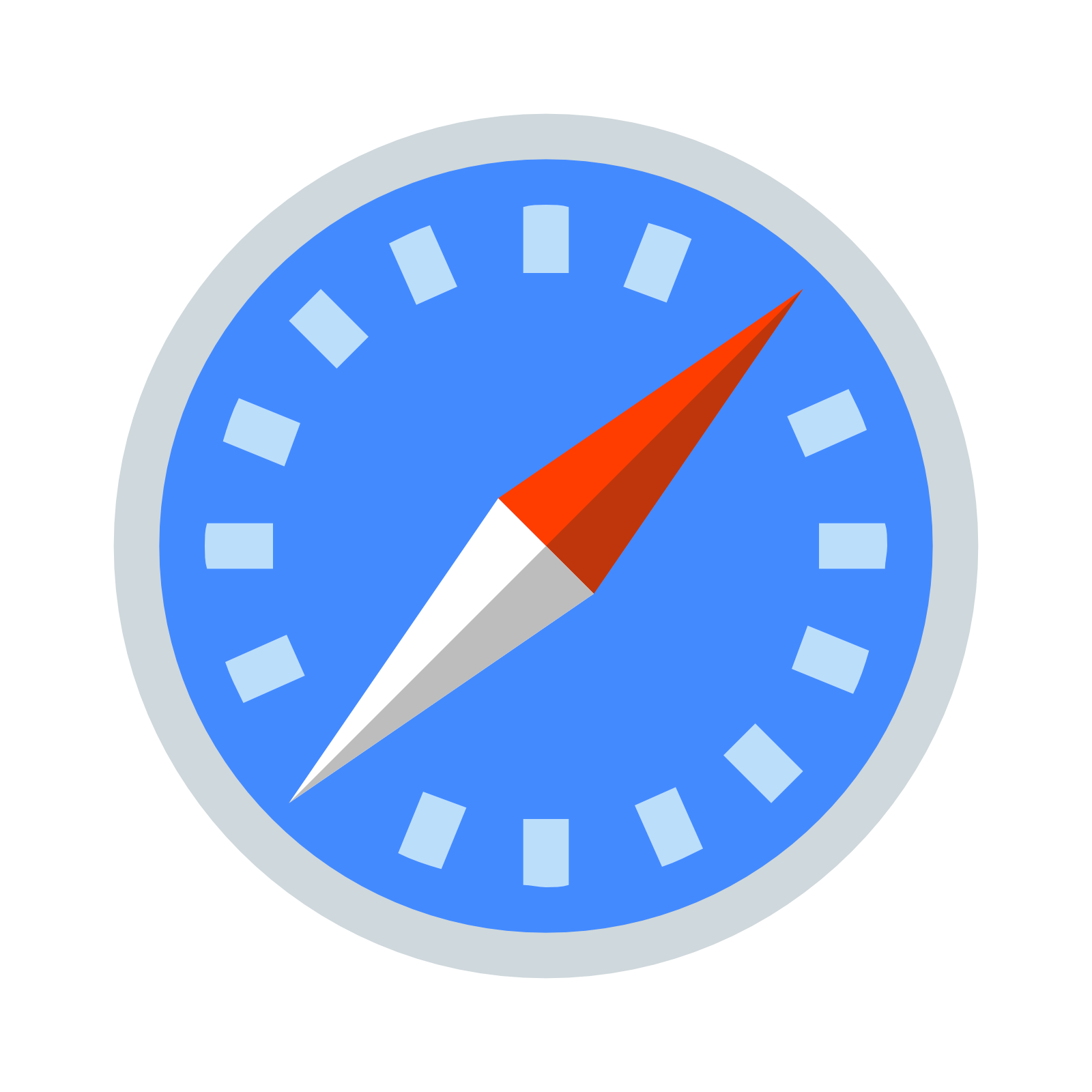 Top 3 Browser for Mac Safari Logo