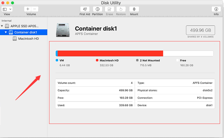 Check Out Your Disk To See What is Taking Up Space and Locate Files