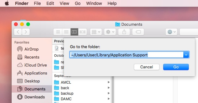 Temporäre Dateien löschen