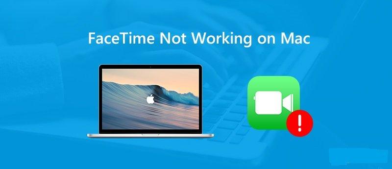 FacetimeがMacで機能しない