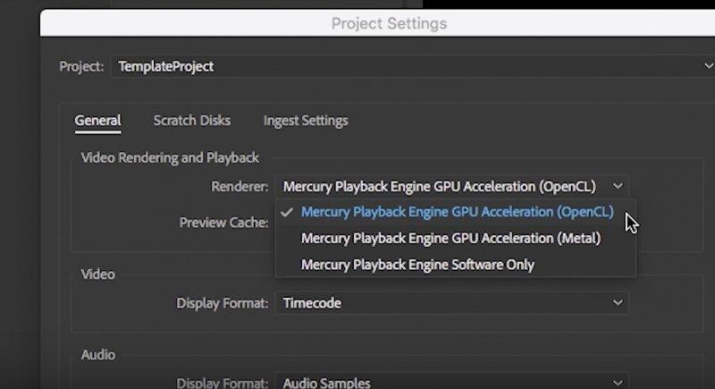 GPU-Beschleunigung