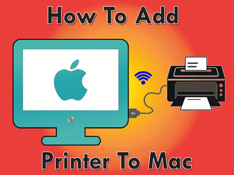 So fügen Sie dem Mac einen Drucker hinzu