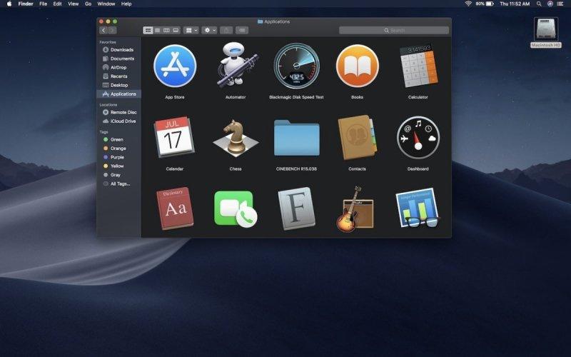 Macでダークモードをオフにする方法