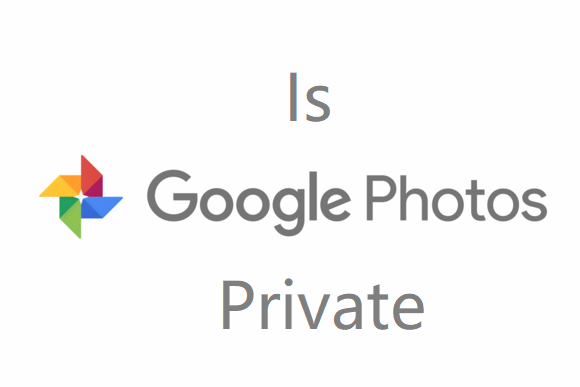¿Es privado Google Photos?