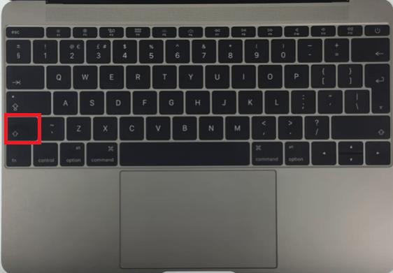Enciende la computadora